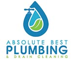Absolute Best Plumbing Logo